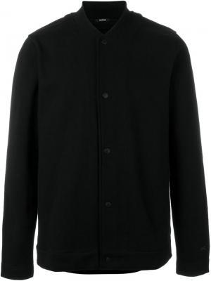 Куртка Basemen HDS Denham. Цвет: чёрный