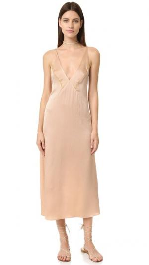 Платье Calla VEDA. Цвет: розовый