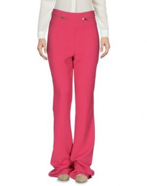 Повседневные брюки SISTE' S. Цвет: фуксия