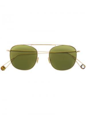 Солнцезащитные очки Place dAnvers Ahlem. Цвет: металлический