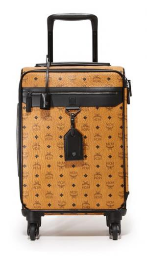 Маленький чемодан Nomad на колесиках MCM