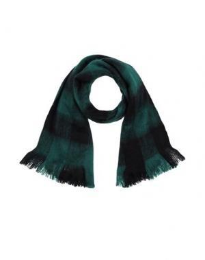 Палантин MARINA D'ESTE. Цвет: темно-зеленый
