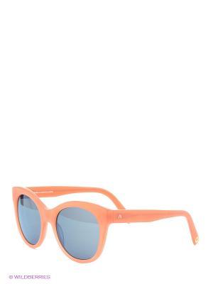 Солнцезащитные очки Rocco by Rodenstock. Цвет: оранжевый