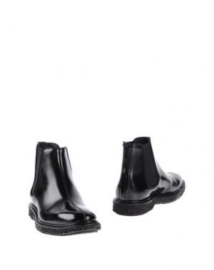 Полусапоги и высокие ботинки SARTORI GOLD. Цвет: черный