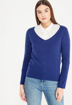 Пуловер Henry Cottons Cotton's. Цвет: синий