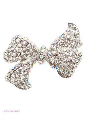 Брошь Royal Diamond. Цвет: белый