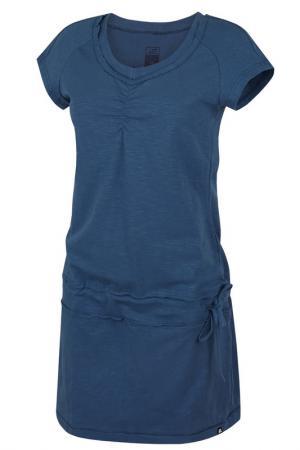 Dress HANNAH. Цвет: blue