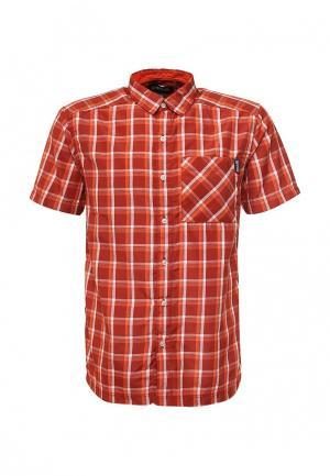 Рубашка Regatta. Цвет: красный