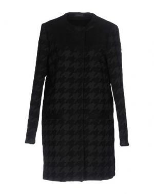 Легкое пальто STRENESSE. Цвет: черный