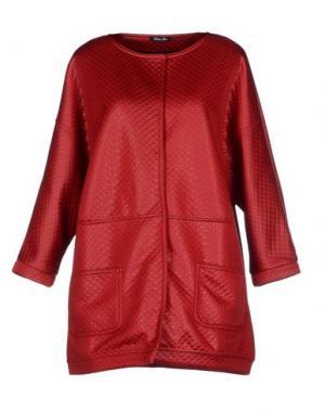 Куртка ODI ET AMO. Цвет: кирпично-красный