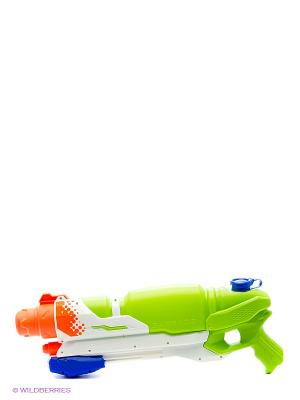 Супер Сокер Шквал NERF. Цвет: синий, зеленый, красный, оранжевый