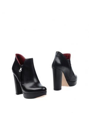 Ботинки BRAWN'S. Цвет: черный
