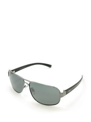 Солнцезащитные очки Legna. Цвет: серый (осн.)