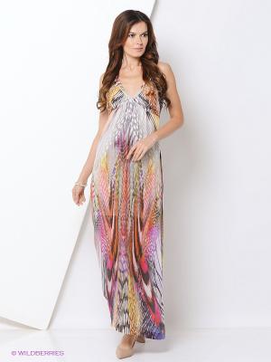 Платье Ana Alcazar. Цвет: фуксия
