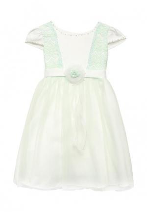 Платье Vitacci. Цвет: зеленый