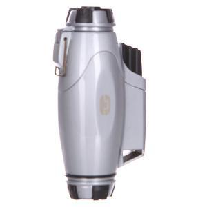 Зажигалка  Firewire Turbojet Flame Tu407 Grey True Utility. Цвет: черный,серый