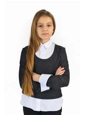 Джемпер Enfant sage. Цвет: серый