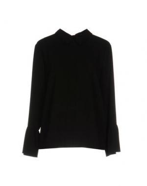 Блузка FABRIZIO LENZI. Цвет: черный