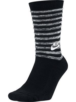 Гольфы NSW MENS TECH PACK CREW Nike. Цвет: черный, белый, серый