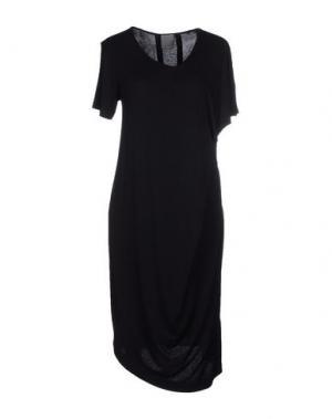 Короткое платье LOT 78. Цвет: черный