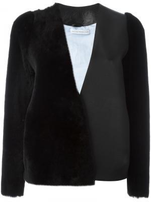 Куртка Amelie Ines & Marechal. Цвет: чёрный