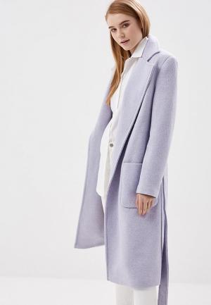 Пальто Magwear. Цвет: фиолетовый