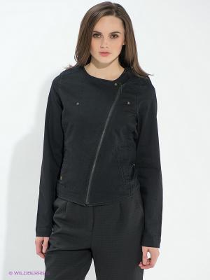 Куртка LEE. Цвет: черный