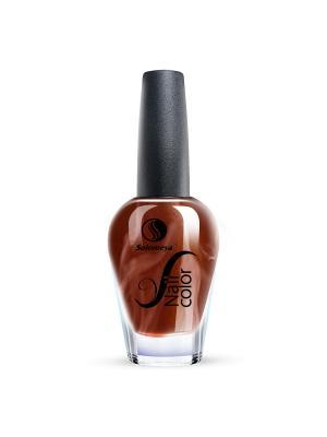 Лак для ногтей Тон NG05 Династия SOLOMEYA. Цвет: бронзовый