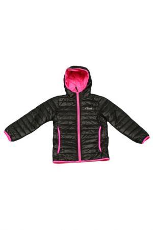 Куртка Gusti. Цвет: черный