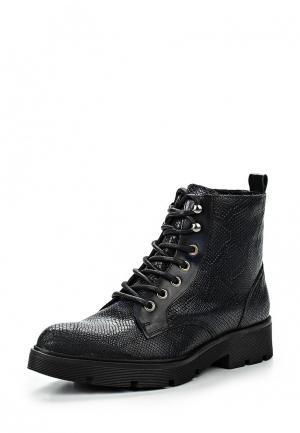 Ботинки Bronx. Цвет: синий