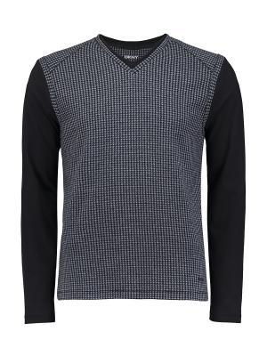 Пуловер DKNY. Цвет: темно-синий
