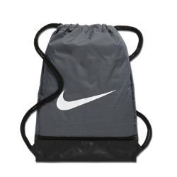 Спортивная сумка  Brasilia Nike. Цвет: серый