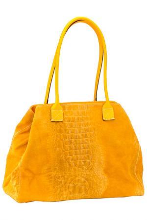 Сумка Emilio masi. Цвет: yellow