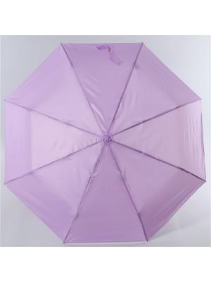Зонт Torm, Женский, 3 сложения, Автомат,  Полиэстер Torm. Цвет: сиреневый