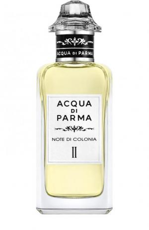 Одеколон Note Di Colonia II Acqua Parma. Цвет: бесцветный