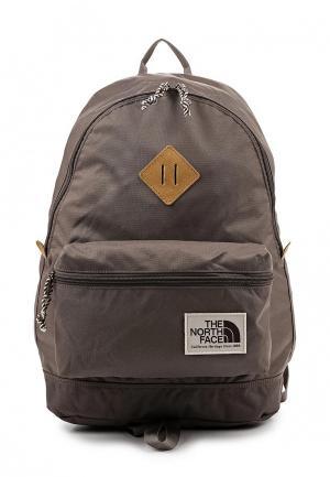 Рюкзак The North Face. Цвет: коричневый