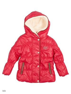 Куртка TOM TAILOR. Цвет: розовый, красный