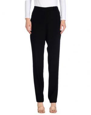 Повседневные брюки LAURÈL. Цвет: черный