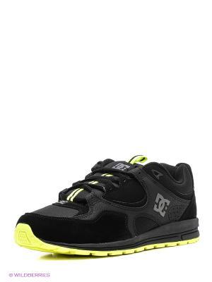 Кроссовки DC Shoes. Цвет: лиловый