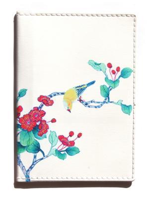 Обложка для паспорта Lola. Цвет: желтый