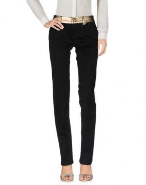 Повседневные брюки GUCCI. Цвет: черный