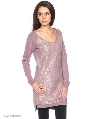 Платье Freddy. Цвет: лиловый