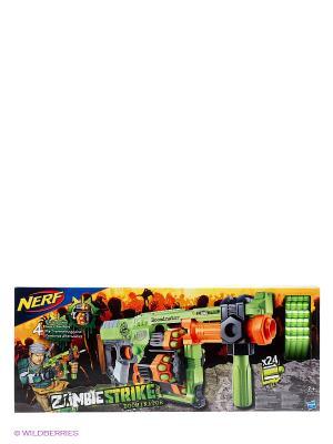 Зомби Страйк Ордовик Hasbro. Цвет: синий, зеленый, красный, оранжевый