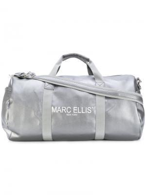 Дорожная сумка Joker Marc Ellis. Цвет: серый