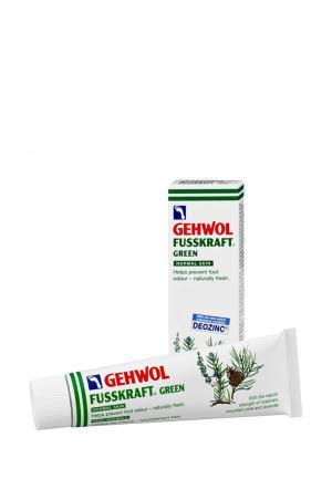 Зеленый бальзам Gehwol. Цвет: разноцветный