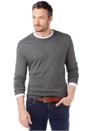 Пуловер GREY CONNECTION. Цвет: серый меланжевый