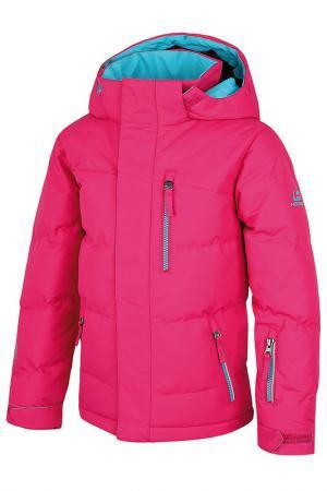 Куртка HANNAH. Цвет: розовый
