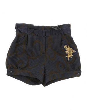 Повседневные шорты I PINCO PALLINO I&S CAVALLERI. Цвет: темно-синий