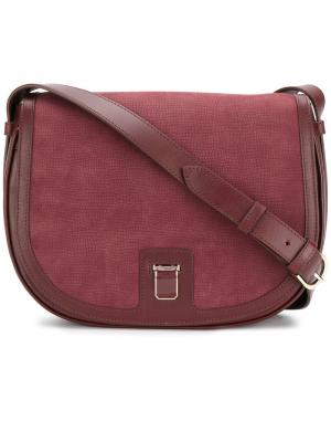 Dustin shoulder bag Vanessa Seward. Цвет: красный