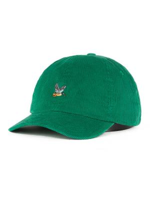 Бейсболка ЗАПОРОЖЕЦ Corduory Cap. Цвет: зеленый